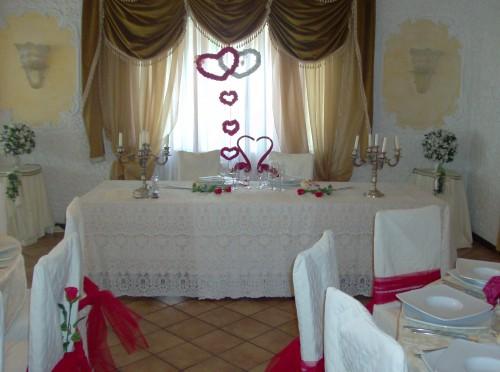 Preparazione tavoli Matrimoni.JPG