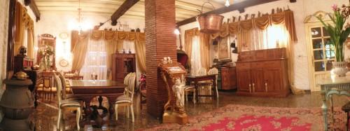 Sala Bar,antichità sui colli euganei,