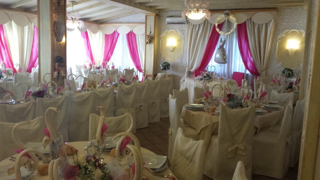 Foto matrimonio ristorante colli euganei ristorante per matrimonio padova banchetti sui - Addobbi sala matrimonio ...