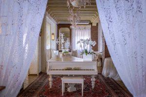 Entrata sala pranzo Pianoforte