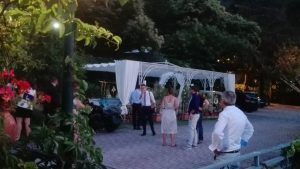 gazebi giardino matrimonio colli euganei