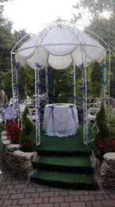Gazebo Romantico Giardino esterno