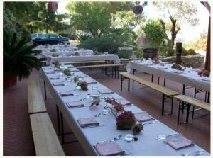 primo maggio pranzo sui colli euganei